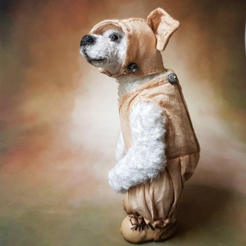 Интерьерная кукла Умка Тедди