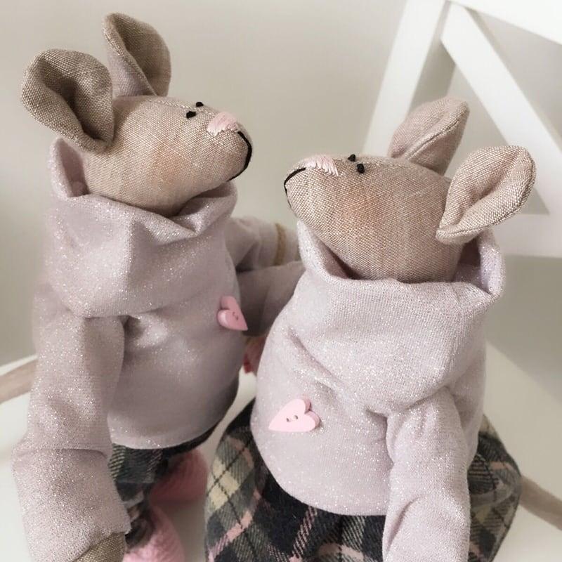 Інтер'єрні ляльки Ненсі і Стів