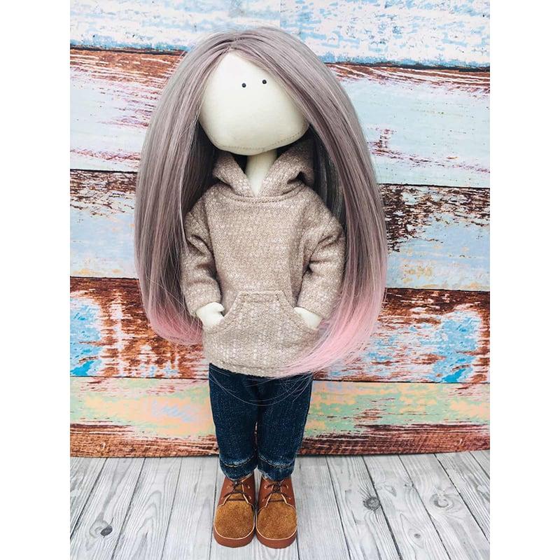 Коллекционная кукла Серджина