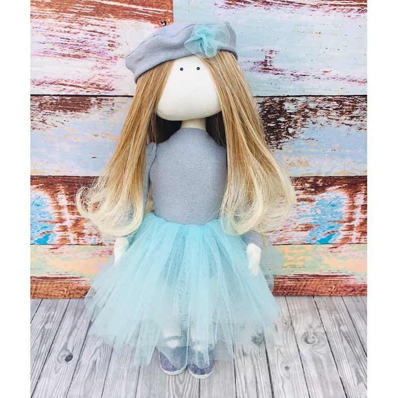 Интерьерная кукла Биргит