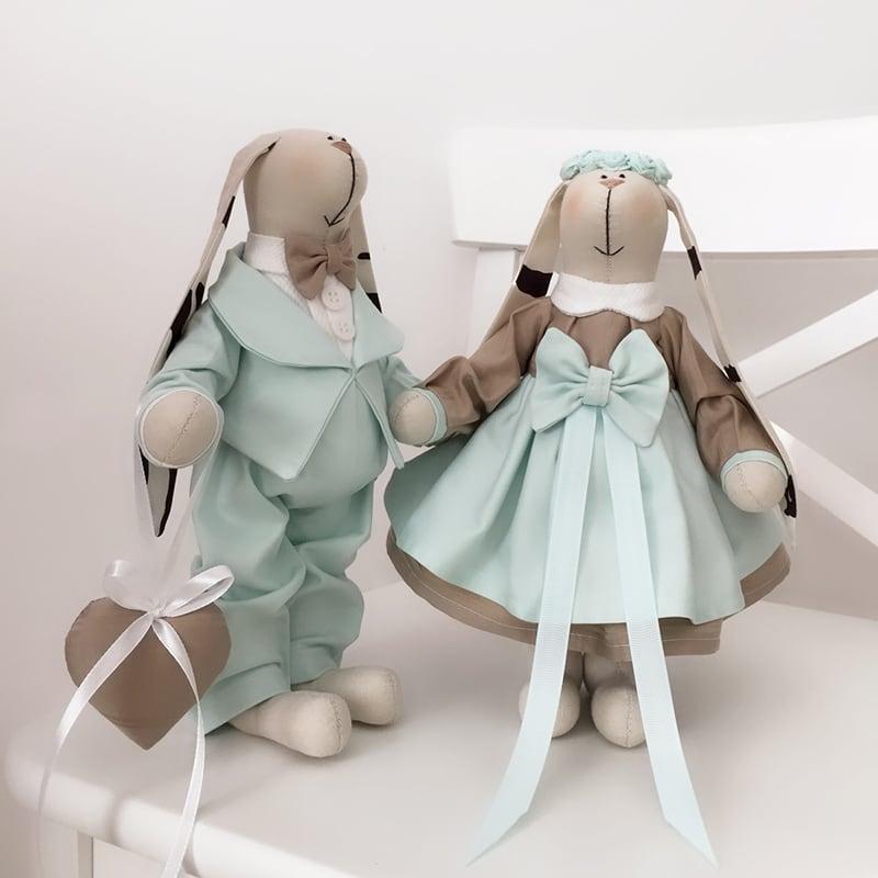 Інтер'єрні ляльки Біллі і Бетті