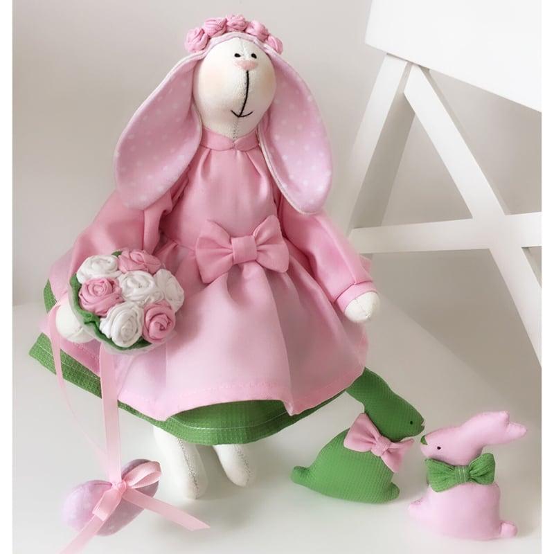 Кукла интерьерная Зайка Астрата
