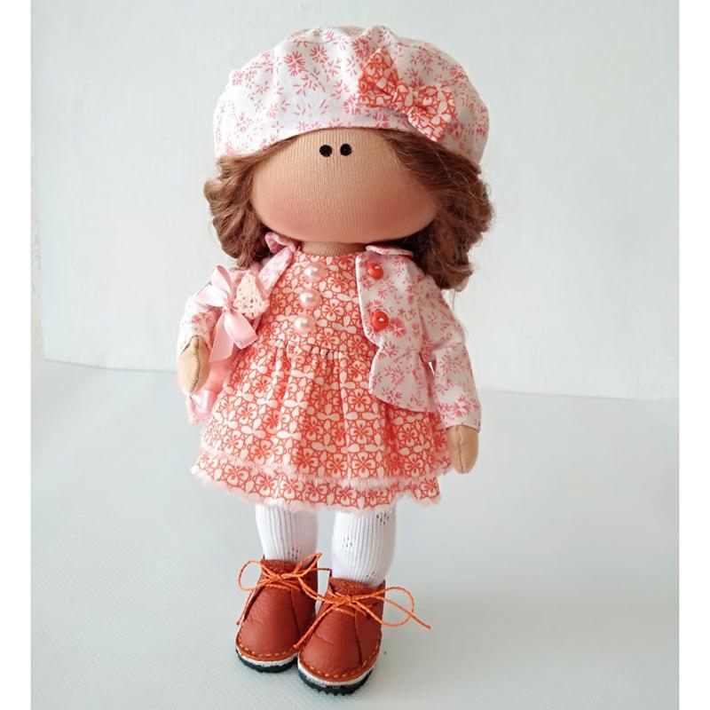 Кукла текстильная Жасмин