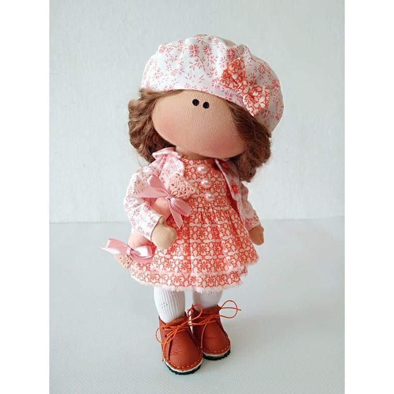 Лялька текстильна Жасмин