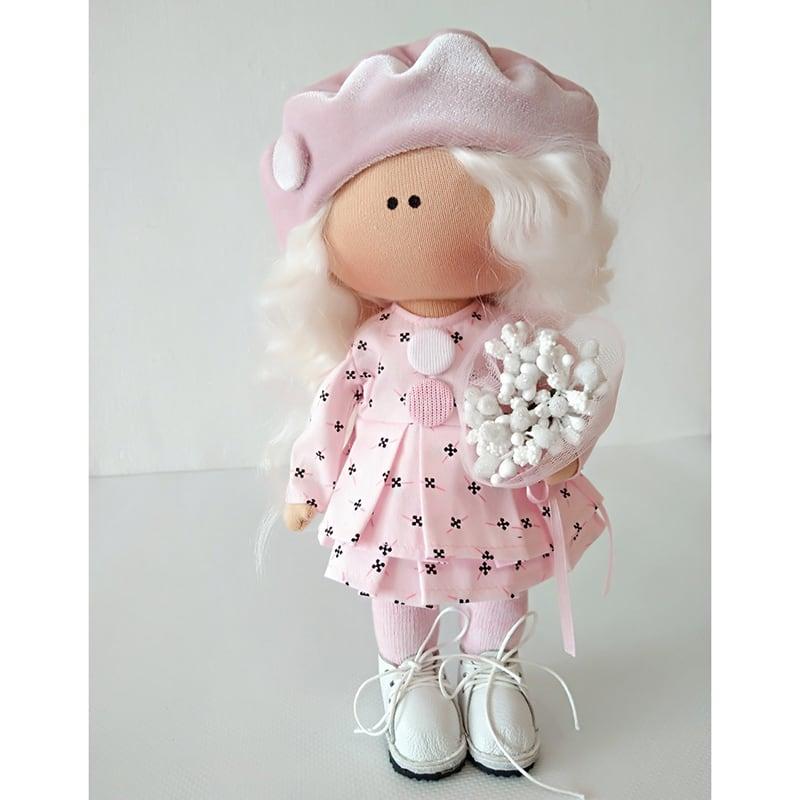 Лялька текстильна Біргіт