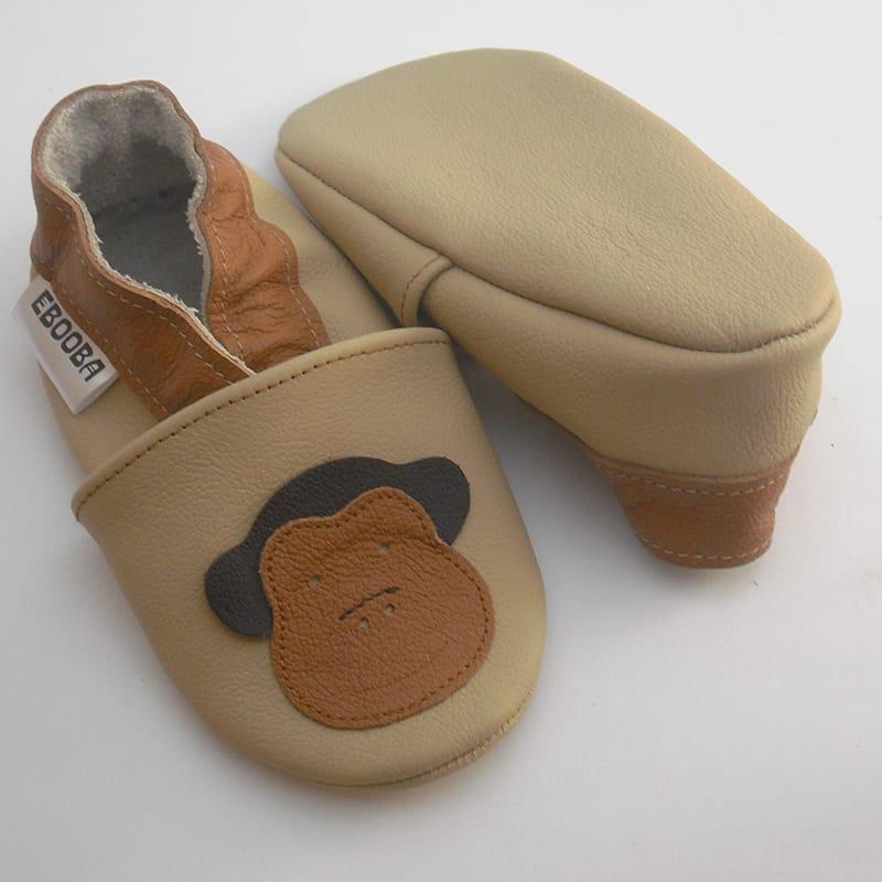 Дизайнерська шкіряна пара взуття унісекс Еbooba Мавпочка