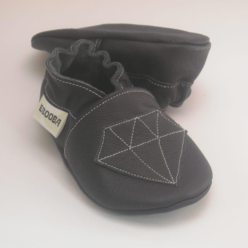 Кожаная пара обуви для мальчиков Еbooba Бриллиант