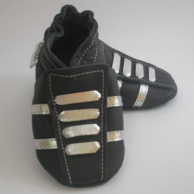 Дизайнерская обувь для мальчика Еbooba Серебристые Кроссовки