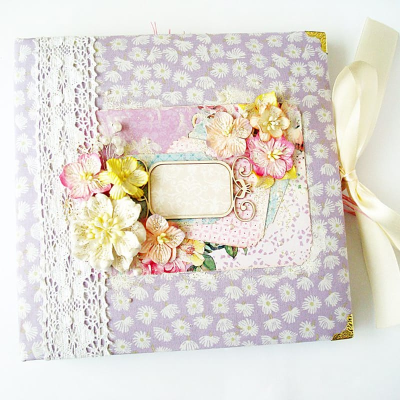 Hand made фотоальбом для дівчинки Disney Princess