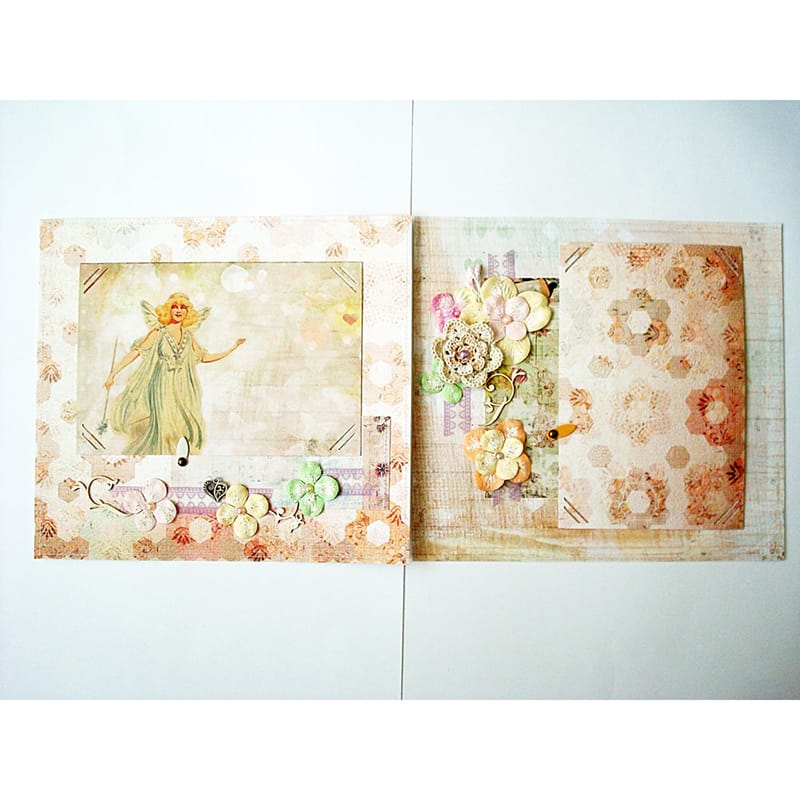 Hand made фотоальбом для девочки Disney Princess