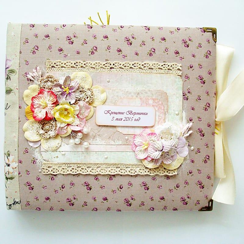 Стильный фотоальбом для девочки Princess Sakura