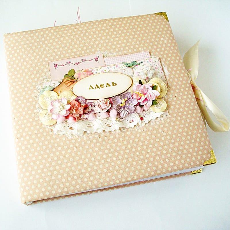 Роскошный дизайнерский фотоальбом для девочки Swan Princess