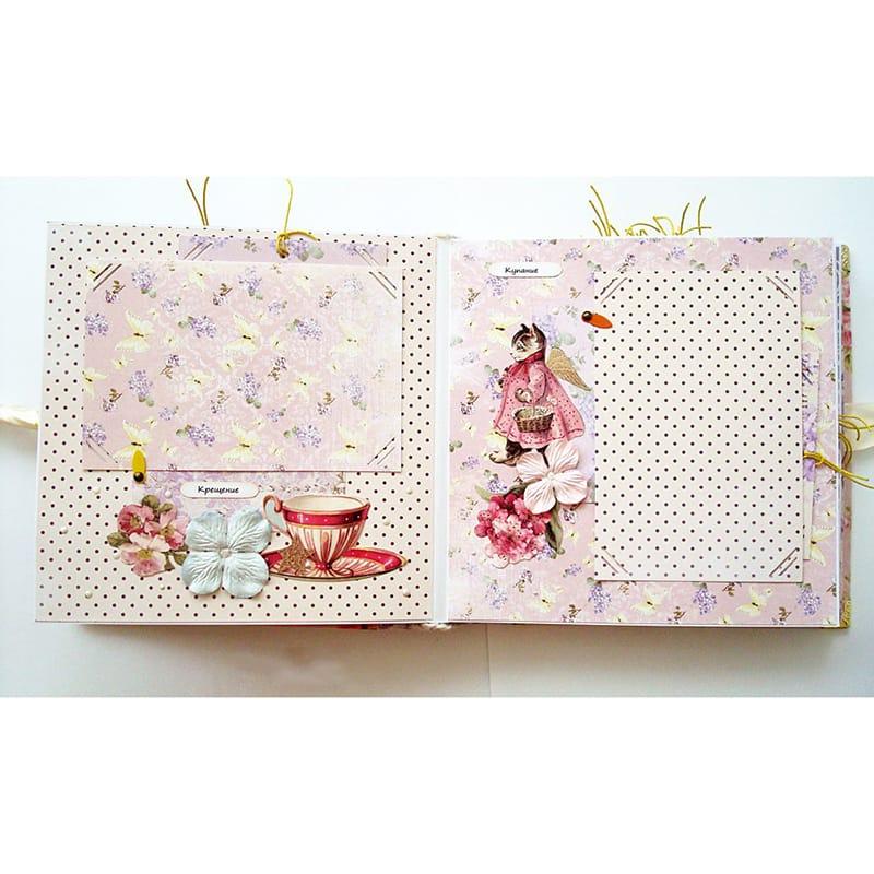 Hand made фотоальбом для девочки Princess Pocahontas