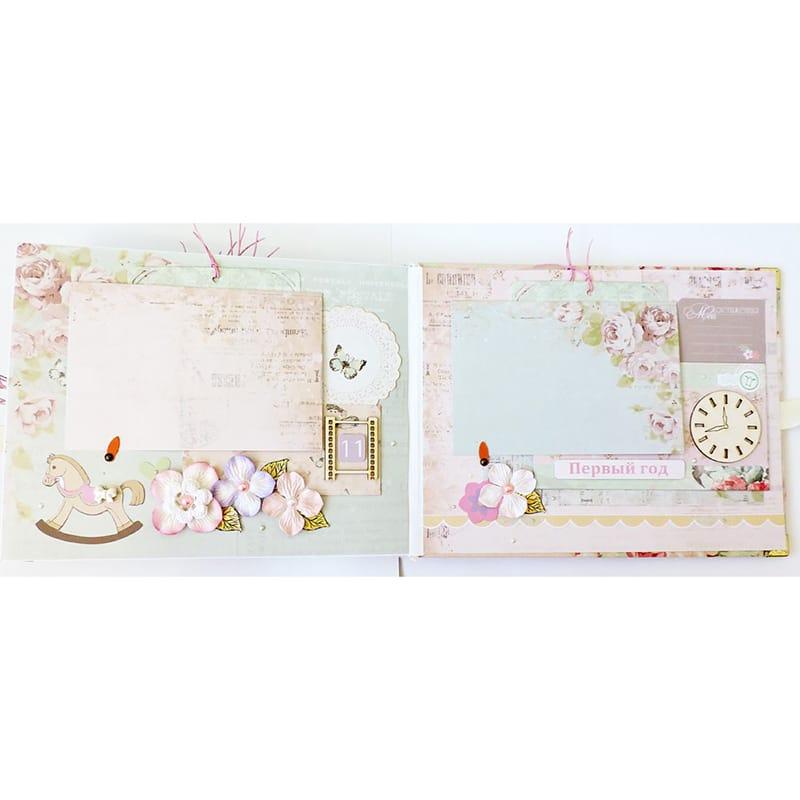 Уникальный фотоальбом для девочек PRINCESS RAINBOW