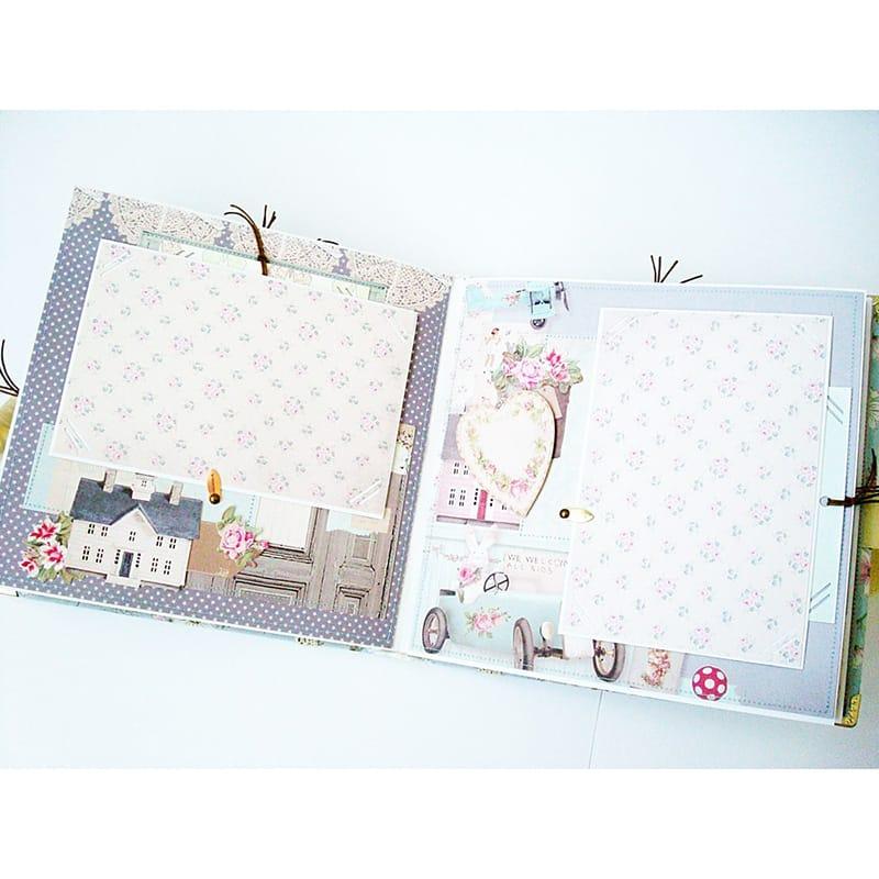 Оригинальный дизайнерский фотоальбом для мальчиков Little Prince