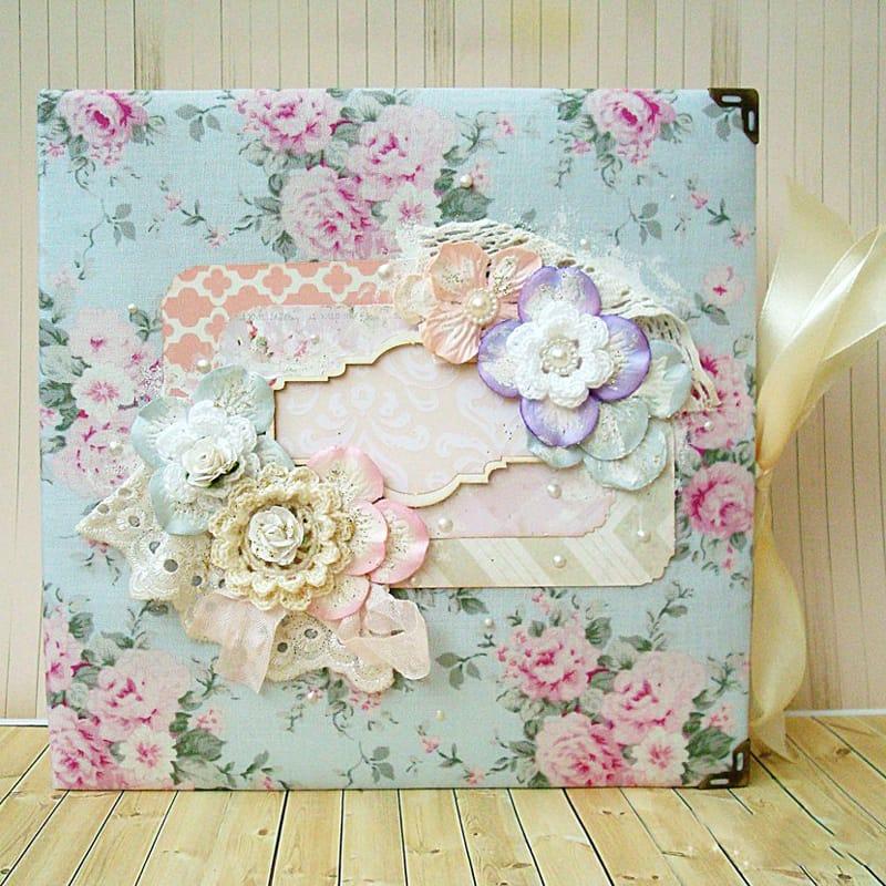 Роскошный альбом для девочки Princess Tilda