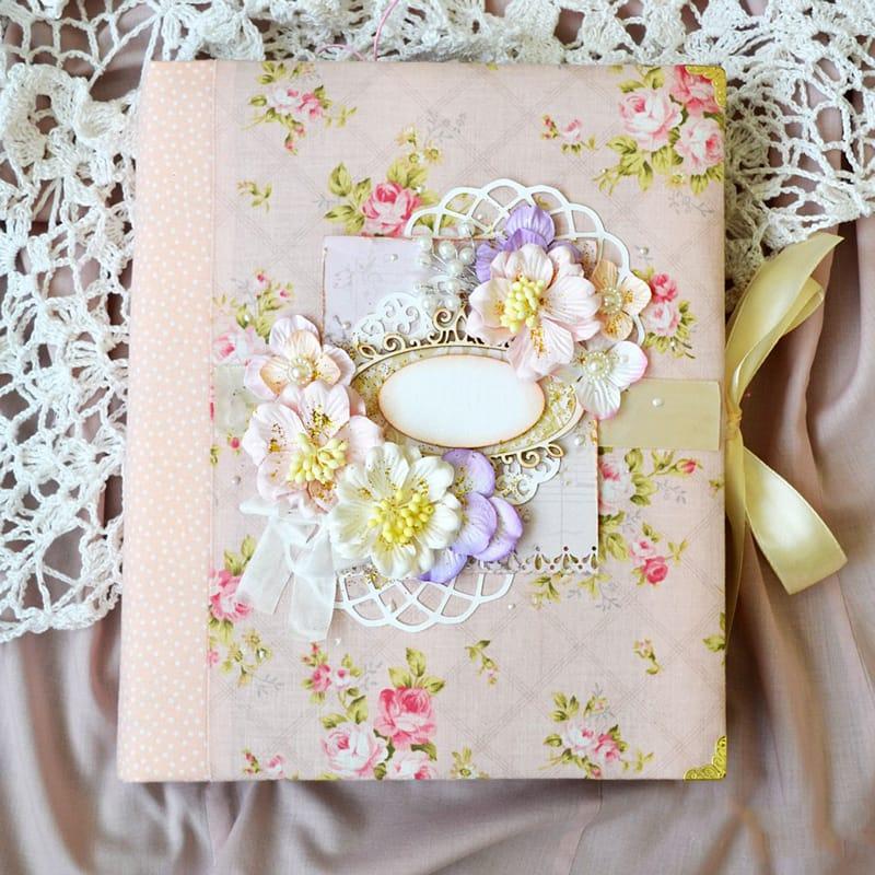 Ексклюзивний великий фотоальбом для дівчаток Princess Ariel