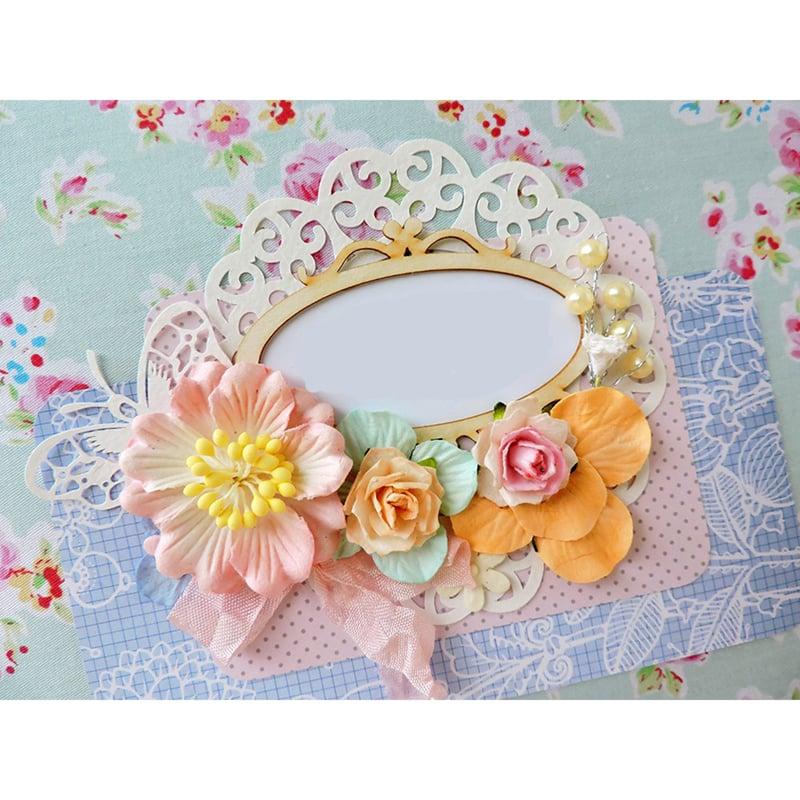 Фотоальбом Handmade в подарок для девочки