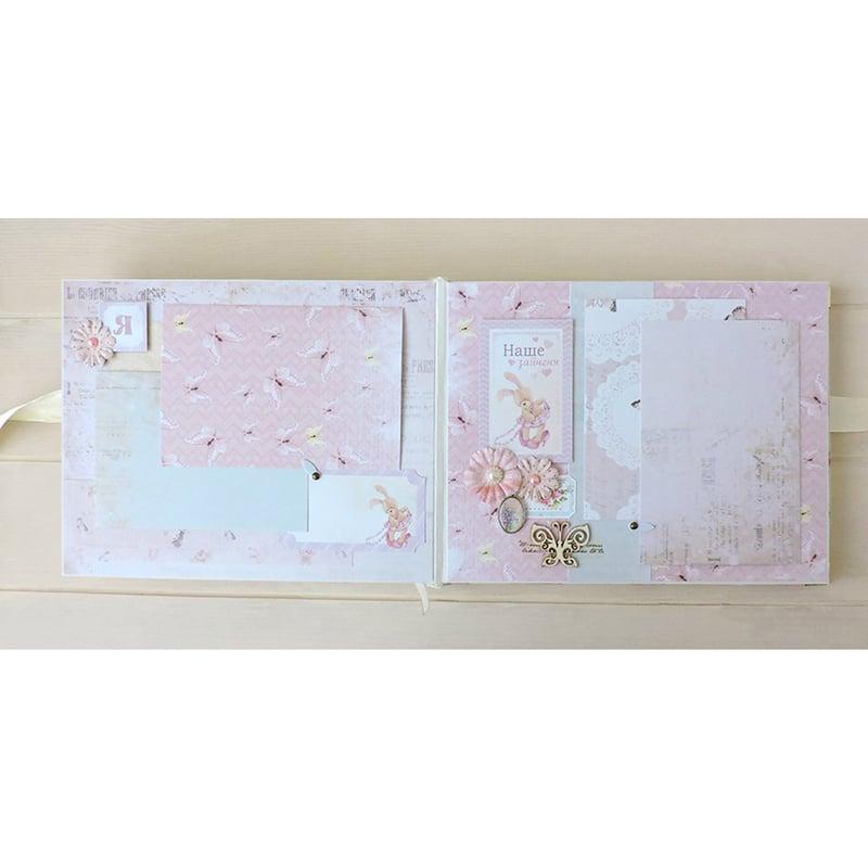 Фотоальбом для девочки в подарок Чайная Роза
