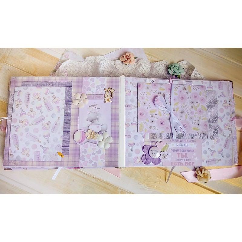 Скрапбукинг альбом Princess Rosamund