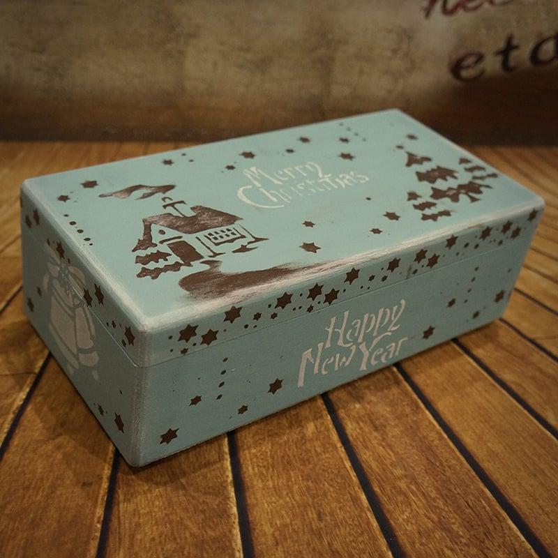 Дизайнерские елочные игрушки в подарок Винтаж