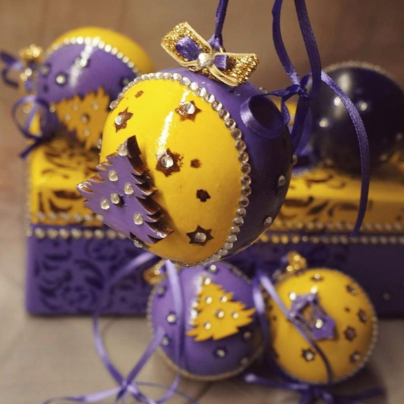 Елочные украшения Serenity Christmas