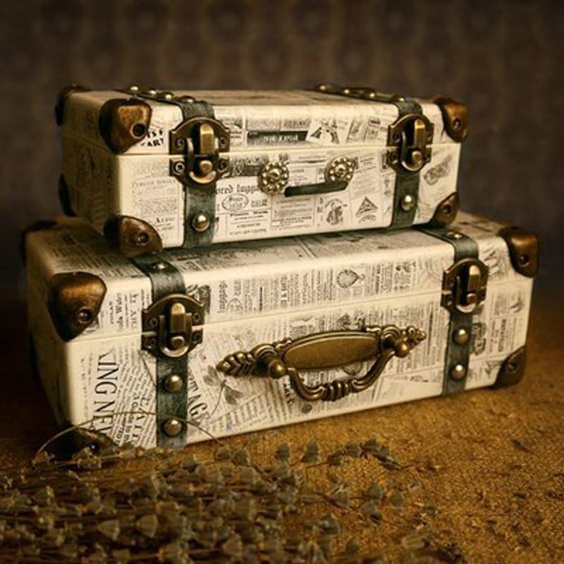 Дизайнерский набор шкатулка и купюрница в подарок The Times