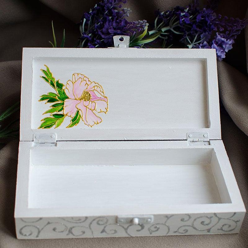 Шкатулка-купюрница для подарка Свадебная