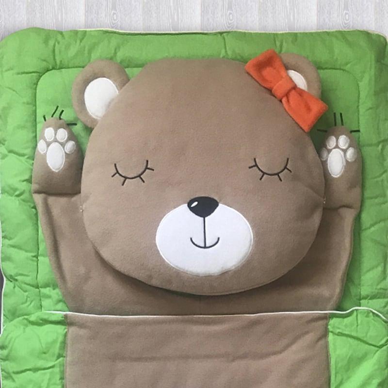 Детский спальный мешок Мишутка Бэй