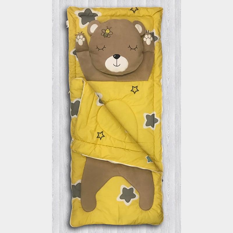 Детский спальник Звездный Мишка
