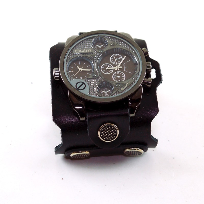 Чоловічий годинник у подарунок Quadruple Aviator
