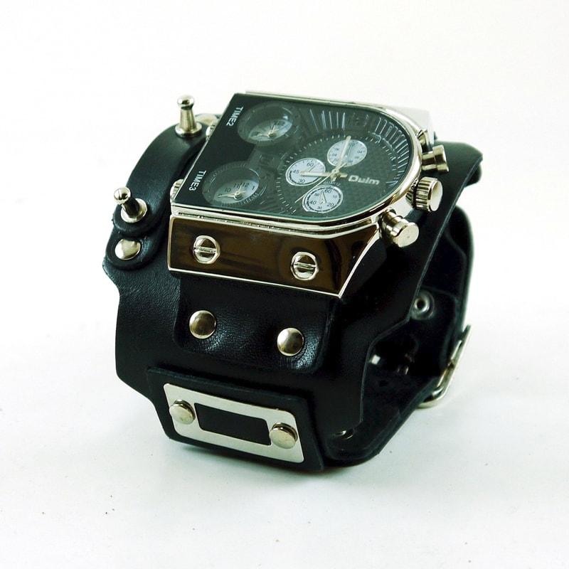 Чоловічий годинник у подарунок Aviator Level