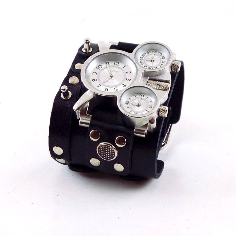 Чоловічий годинник у подарунок Aviator Мanometer