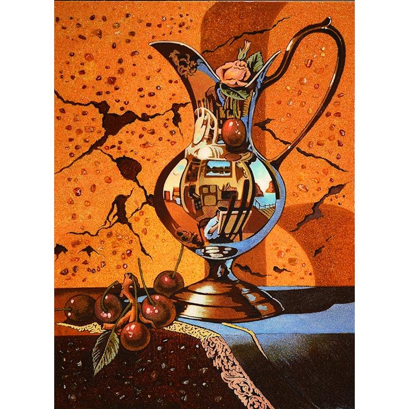 Картина з бурштину Стенлі Брайс Дзеркальне Відображення