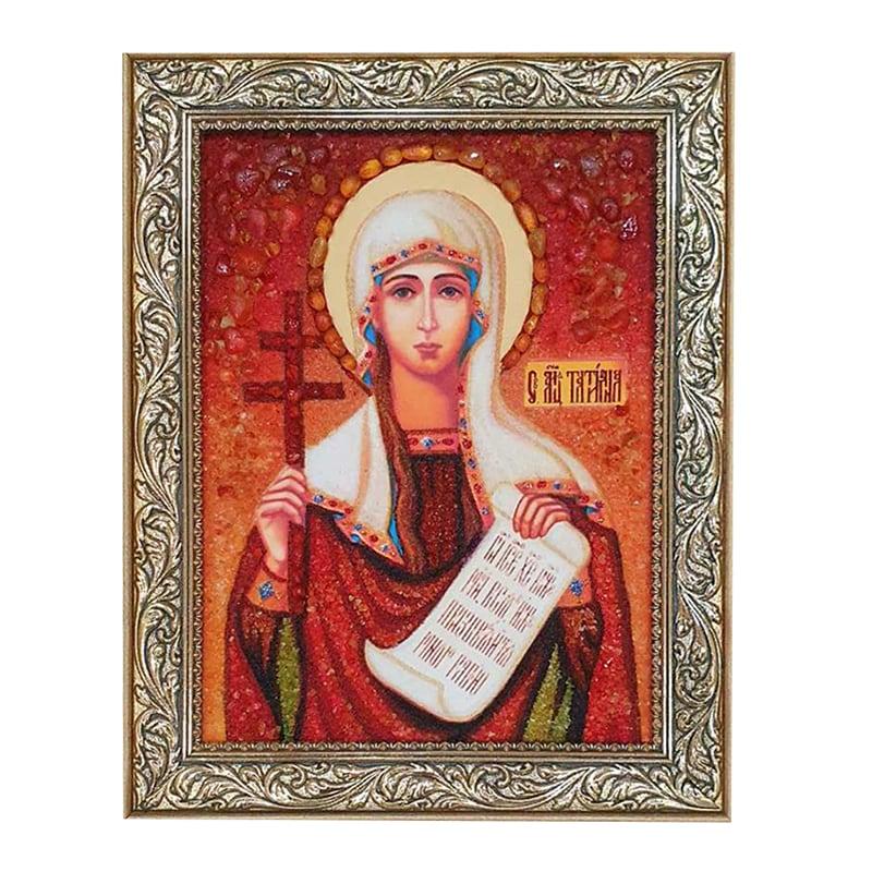 Іменна ікона Свята Тетяна