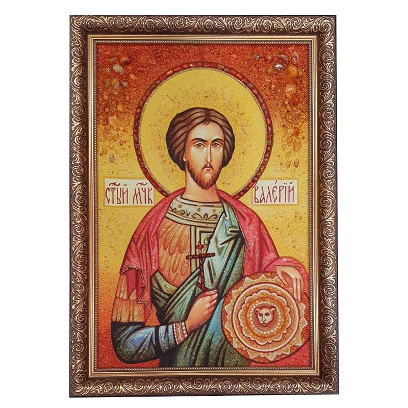 Іменна ікона Святий Валерій Севастійський