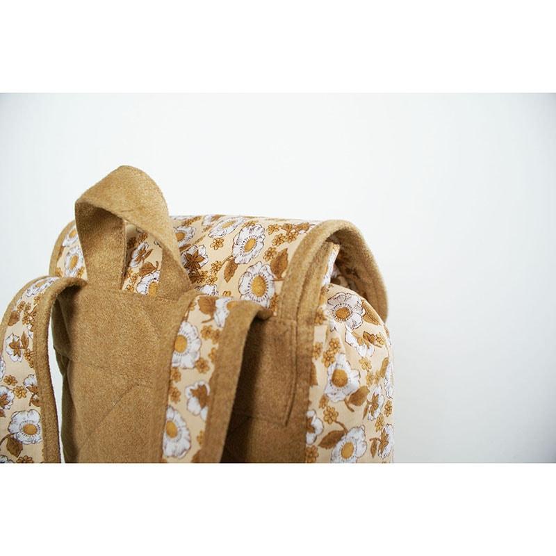 Жіночий рюкзак в подарунок Lyubava Ромашки (міні)