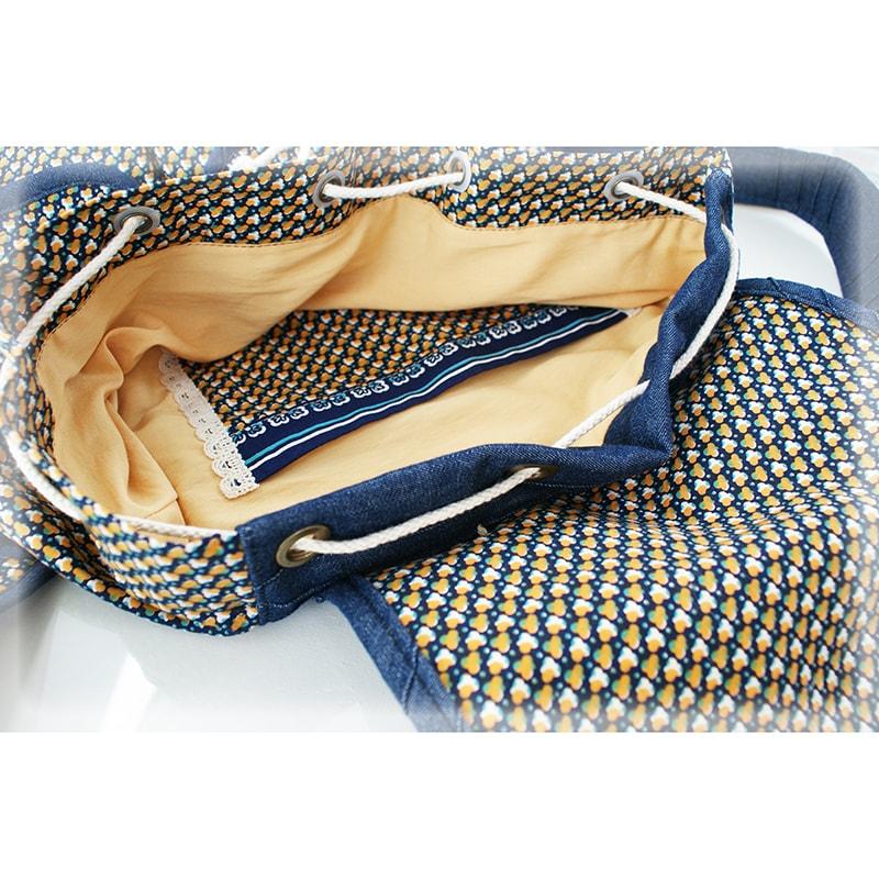 Жіночий рюкзак в подарунок Lyubava Милий візерунок