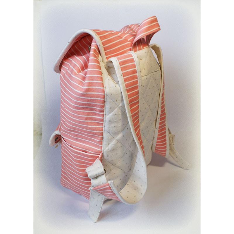 Жіночий рюкзак handmade Lyubava Персикова Мрія