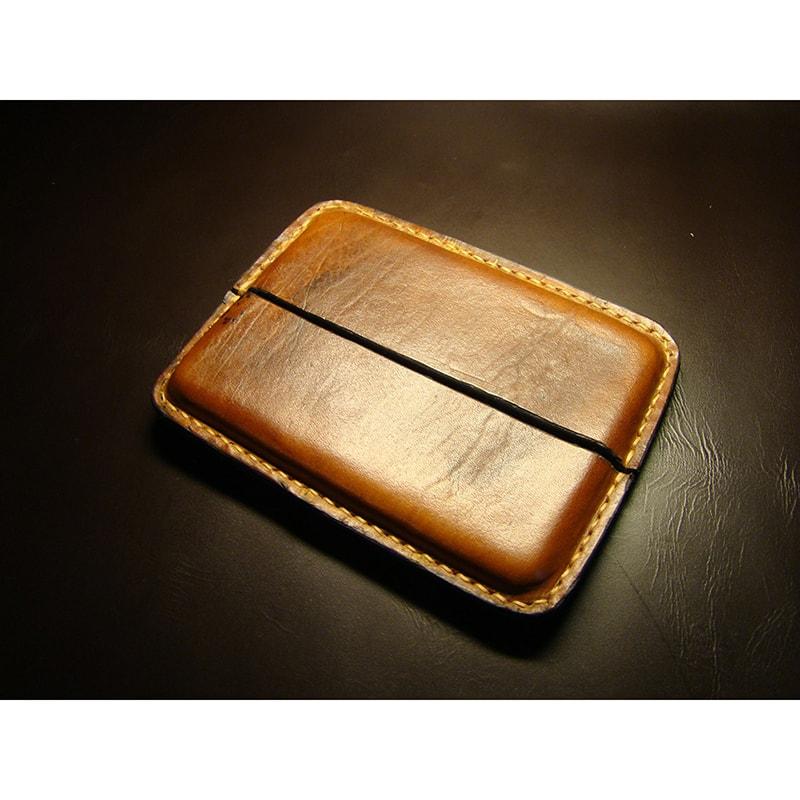 Портсигар кожаный в подарок