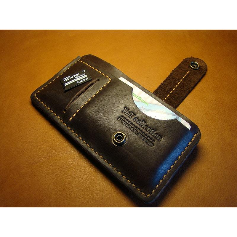 Чехол кожаный для iPhone 6 (или на вашу модель)