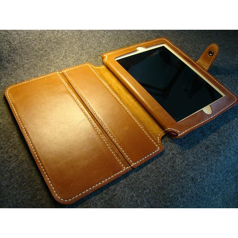 шкіряний Чохол для iPad (під вашу модель)