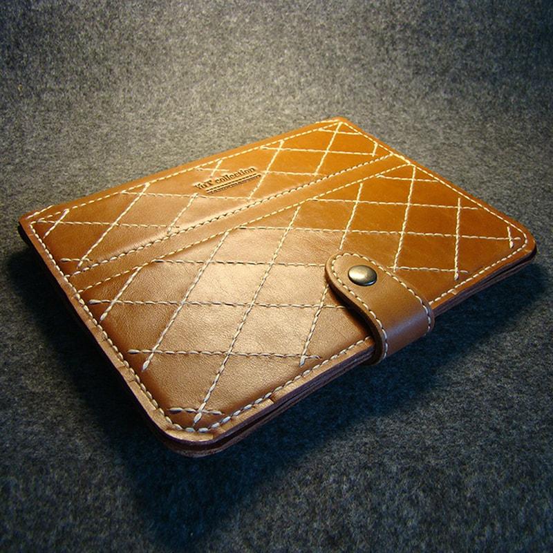 Чохол шкіряний для iPad (під вашу модель)