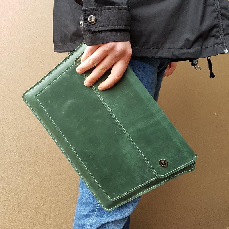 Чехол на планшет Kalahari Green Skin