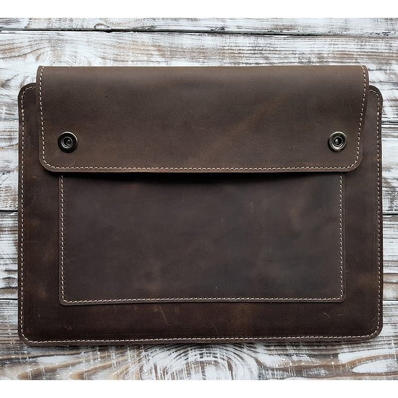 Шкіряний чохол для планшета Mojave Brown Leather