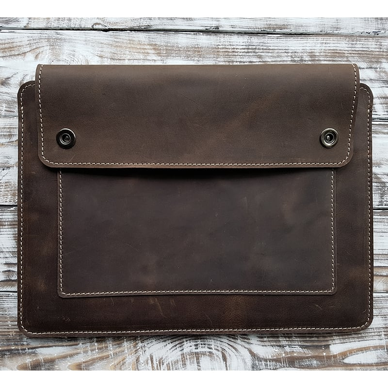 Кожаный чехол для планшета Mojave Brown Leather
