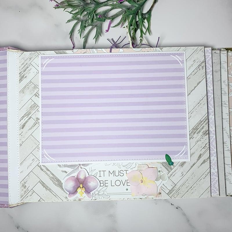 Дизайнерский фотоальбом в подарок молодоженам