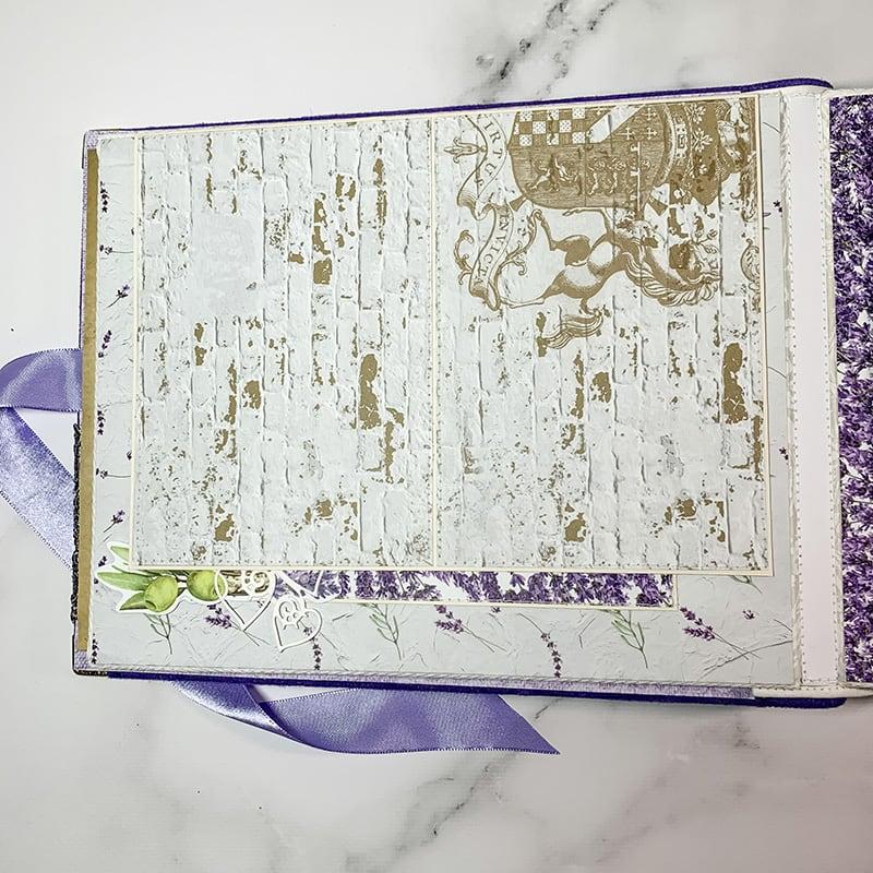 Скрапбукінг альбом Personal