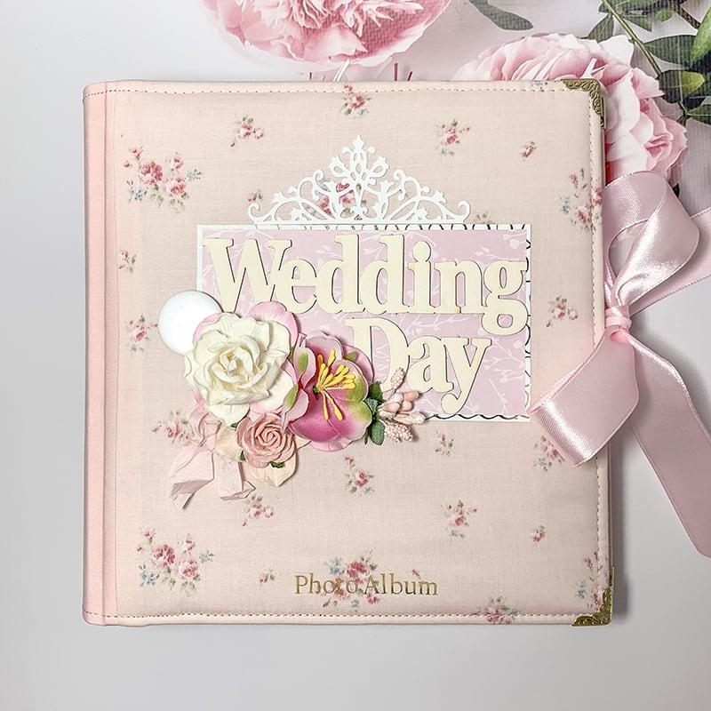 Семейный фотоальбом Wedding Day Rhapsody