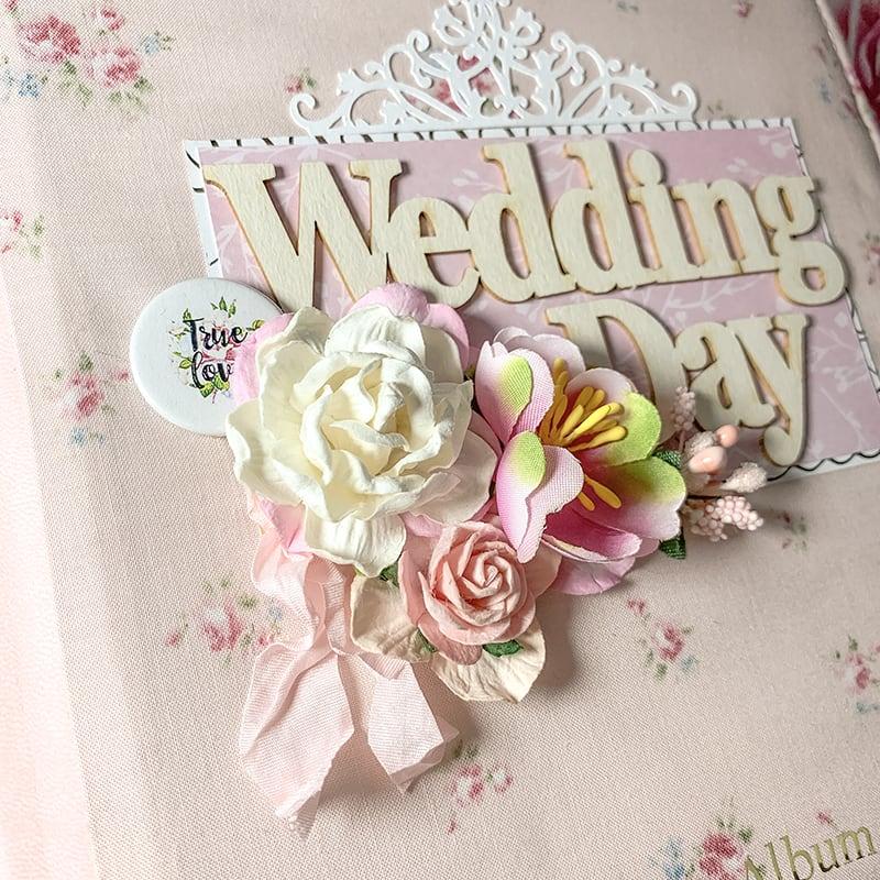 Сімейний фотоальбом Wedding Day Rhapsody